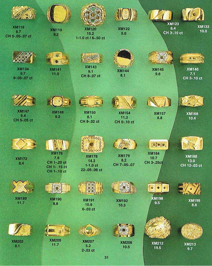 31 - Western Jewelry Wedding Rings